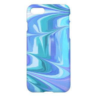 BWaves Custom iPhone 7 Glossy Case