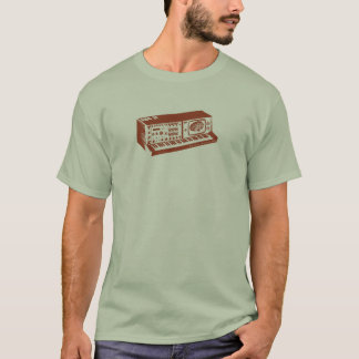 BWG-3T (brown) T-Shirt