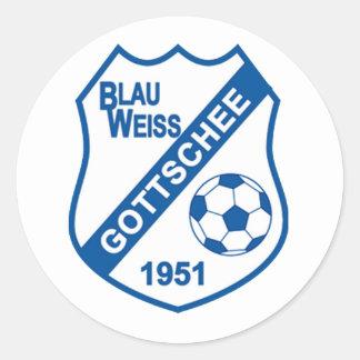 BWG Crest Sticker