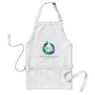 BWL Family Full  Logo Apron