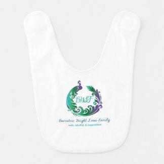 BWL Family Full Logo Baby Bib