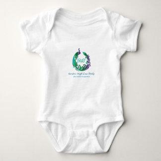 BWL Family Full Logo Baby One Piece Baby Bodysuit