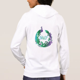BWL Family Plain Logo Zip Hoodie