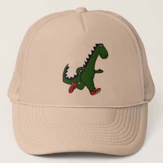 BX- Jogging Dinosaur Hat