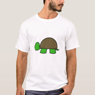 By Bradley Turtle T T-Shirt