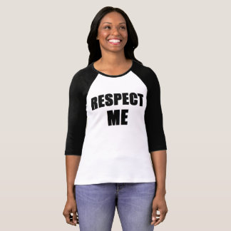 by Cinnamon Respect me T-shirt