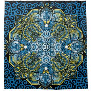 by Cinnamon Royal shower curtain