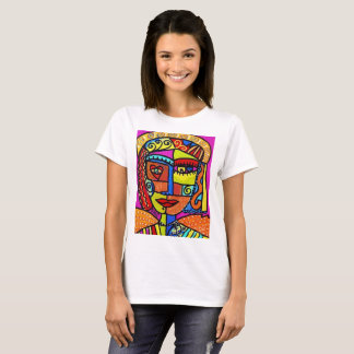 by Cinnamon The many colors of life T-shirt