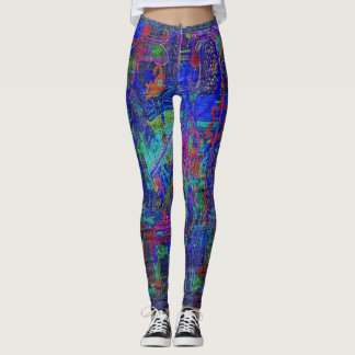 by Cinnamon The passion jeggings Leggings