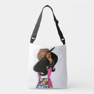 by Cinnamon Zooted Boo tote bag