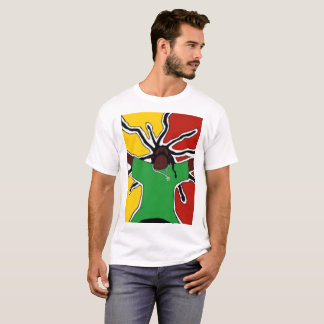 by Eddie Monte' Joy of a rasta T-Shirt