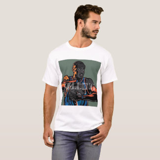 by Eddie Monte' Zooted Balling T-shirt