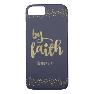 By Faith iPhone 7 Case