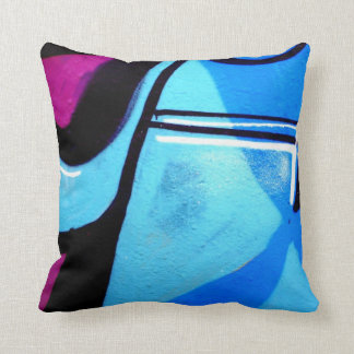 by. Frank Mothe Throw Pillow