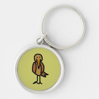 BY- Funky Bird Keychain
