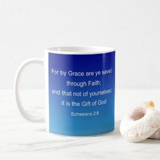 By Grace Are Ye Saved Through Faith Mug
