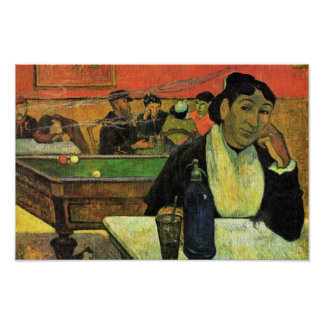 By Paul Gauguin (Best Quality) Poster