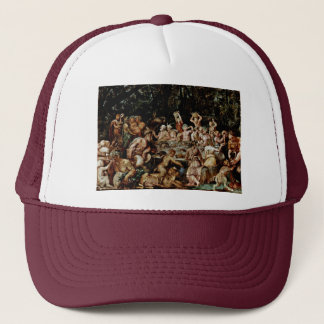 By Taddeo Zuccari (Best Quality) Trucker Hat