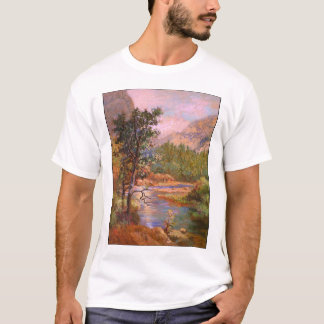 By The Banks of The Merced T-Shirt