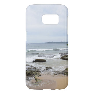 By The Beach Samsung Cell Phone Case