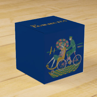 By the Beautiful Sea Favor Box