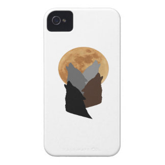 By the Light of the Moon iPhone 4 Case-Mate Cases