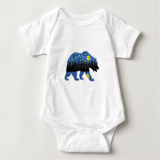 BY THE NIGHT BABY BODYSUIT