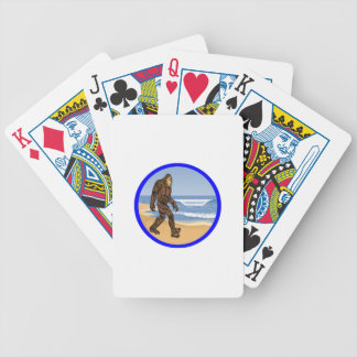 BY THE SEA BICYCLE PLAYING CARDS