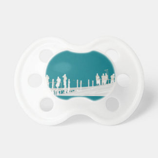 By the sea pacifier