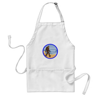 BY THE SEA STANDARD APRON