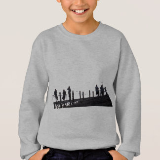 By the sea sweatshirt