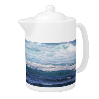 By The Sea Teapot
