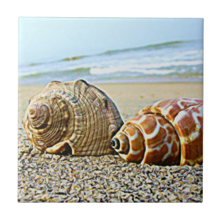 By the Sea...tile Tiles
