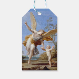 By the Seashore Angel and Child Pack Of Gift Tags