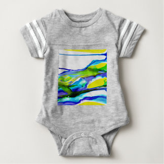 By the Seashore Baby Bodysuit