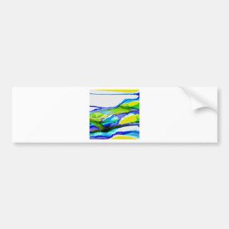 By the Seashore Bumper Sticker
