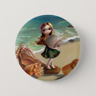 """""""By the Seaside"""" Button"""