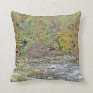 By the Water! Throw Pillow