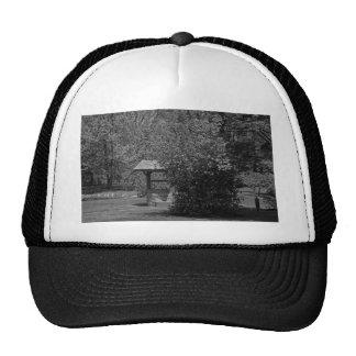 By the Wishing Well-horizontal Trucker Hat