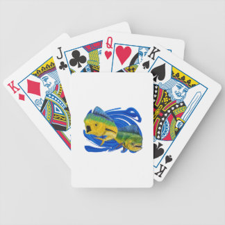 BY TWO BICYCLE PLAYING CARDS