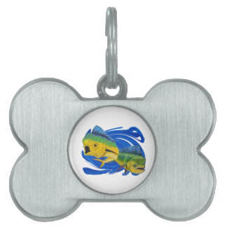 BY TWO PET ID TAG