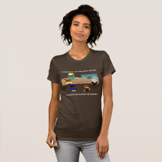 By Whatever Beans Necessary (Women's) T-Shirt