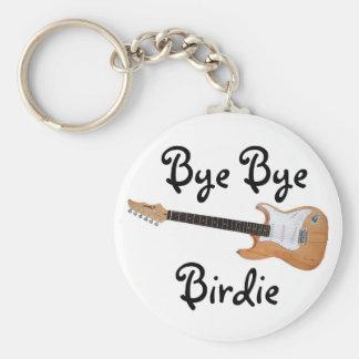 Bye Bye Birdie Keychain