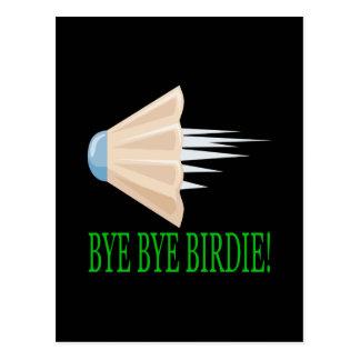 Bye Bye Birdie Postcard