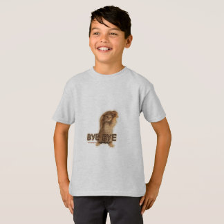 Bye Bye! ( Kids) T-Shirt