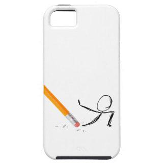bye bye stick man iPhone 5 cases