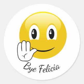 Bye Felicia Emoji Stickers