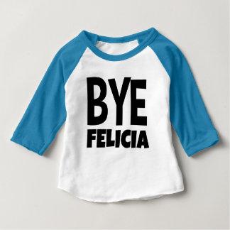 Bye Felicia Funny toddler raglan shirt