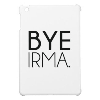 Bye Irma iPad Mini Cover