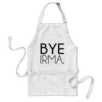 Bye Irma Standard Apron